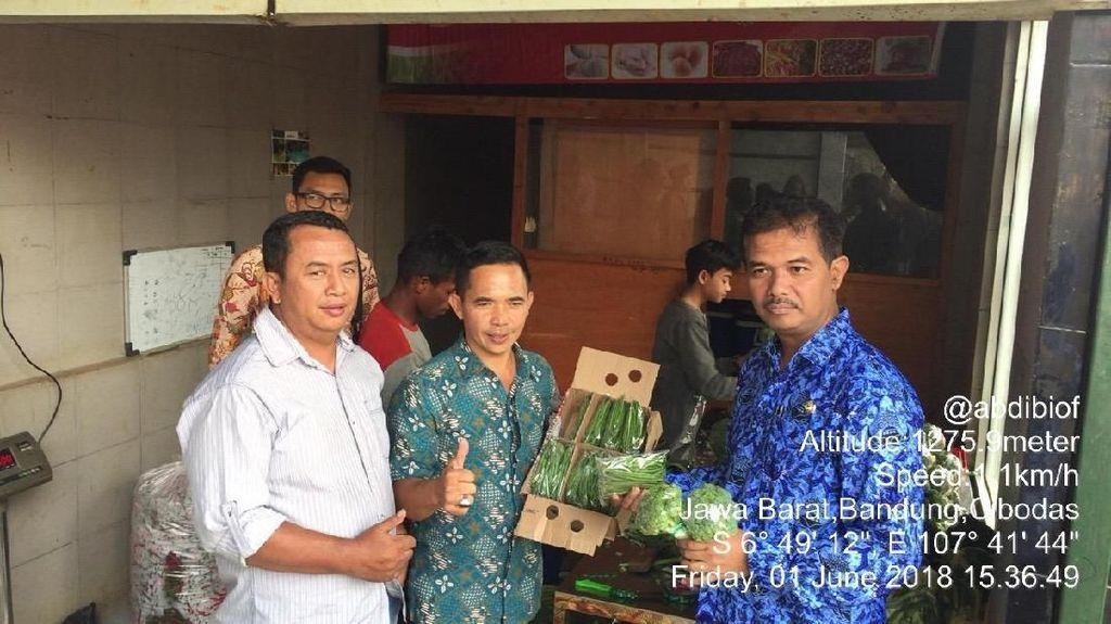 Indonesia Ekspor 3 Ton Baby Buncis ke Singapura