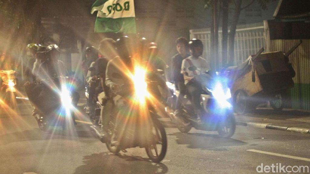 Sebisa Mungkin Hindari SOTR Naik Sepeda Motor