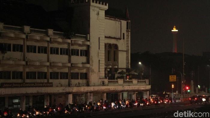 Foto: SOTR di Jakarta (Rifkianto Nugroho/detikcom)