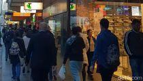 Foto: Belanja Barang Branded di Dekat Tempat Ikonik Sydney