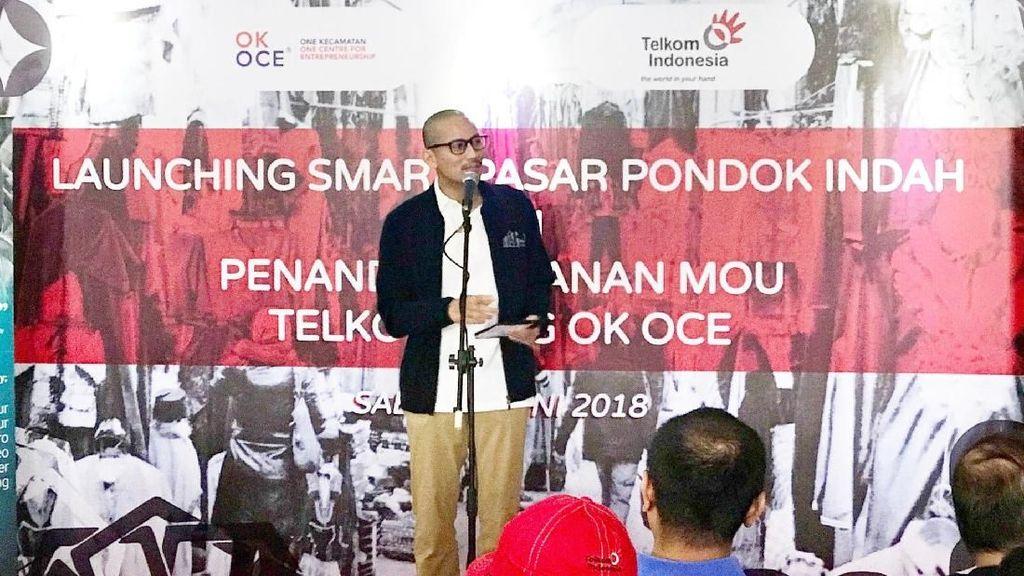 Sandiaga: Peluang Bisnis Wisata Halal di Jakarta Rp 40 Triliun