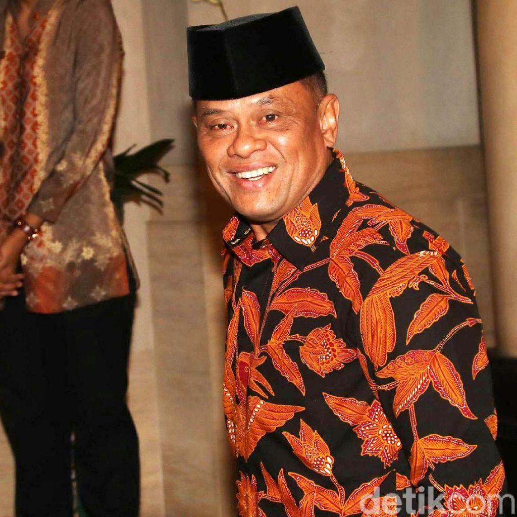 Gatot Diduga PKS Jadi Ketua Timses Jokowi, Ini Kata NasDem
