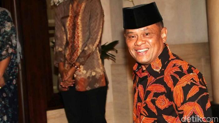 Chairman CT Corp Chairul Tanjung (CT) menggelar acara buka puasa bersama di kediamannya, Jl Teuku Umar, Menteng, Jakarta Pusat, Sabtu (2/6/2018). Mulai dari BJ Habibe, Susilo Bambang Yudhoyono (SBY) hingga Jusuf Kalla hadir.