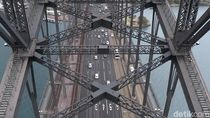 Foto: Memanjat Jembatan Ikonik Sydney