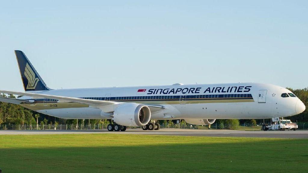 Singapore Airlines Luncurkan Rute Nonstop Terbaru ke Seattle, AS