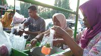 Sluuurp! Dingin Legit dan Harumnya Es Tapi Bakung Khas Cirebon untuk Berbuka