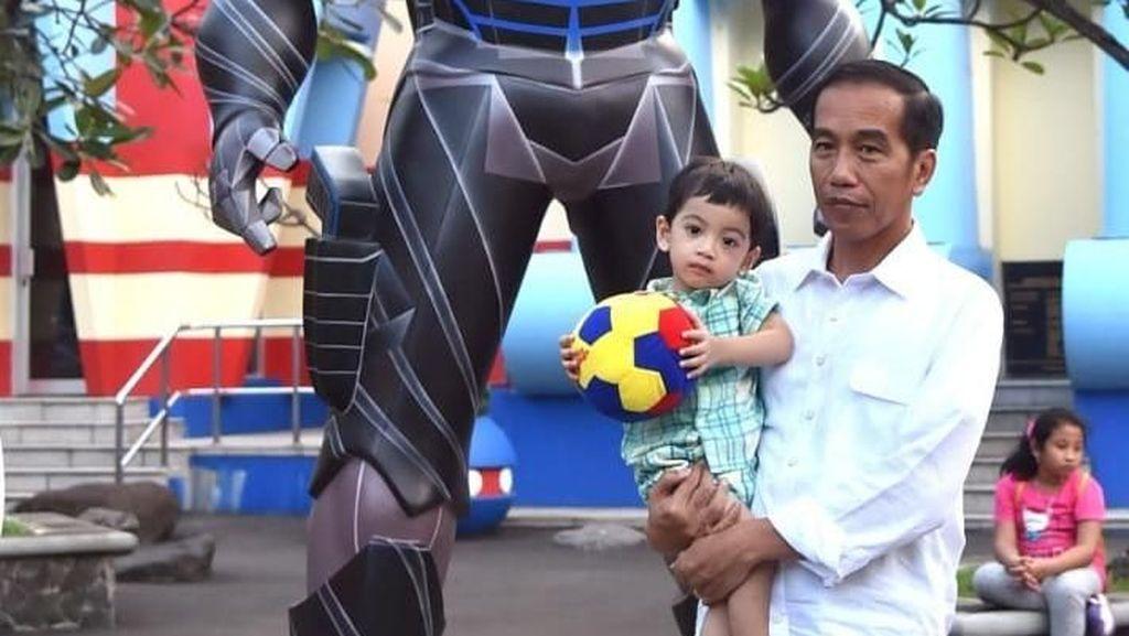Ide Destinasi Ngabuburit Ala Jokowi