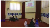Aktivitas anak-anak belajar Alquran.