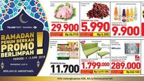 Promo Berlimpah Ayam Broiler hingga Kurma di Transmart Carrefour