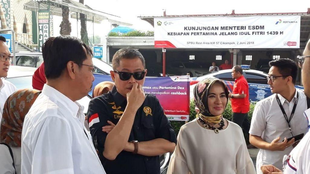 Jonan Susuri SPBU Jakarta-Surabaya Cek Persiapan Mudik