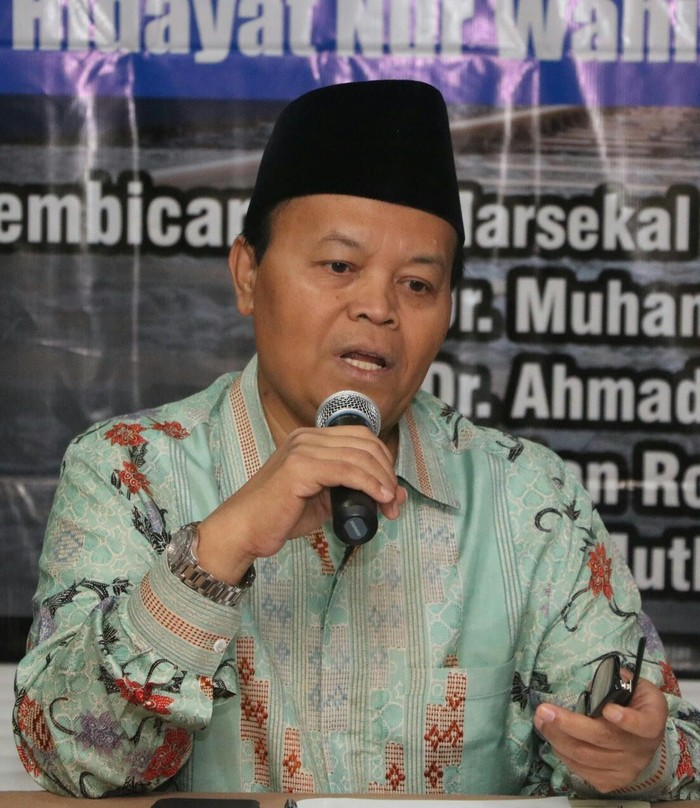 Wakil Ketua MPR Hidayat Nur Wahid (Dok MPR)