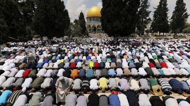 Ramadan di Yerusalem