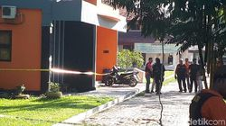 Terduga Teroris di UNRI Dapat Pesanan Bom dari Penyerang Polda Riau