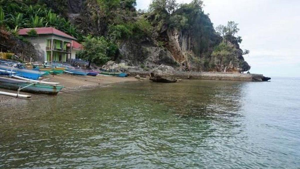 Cantiknya Taman Laut Olele di Gorontalo