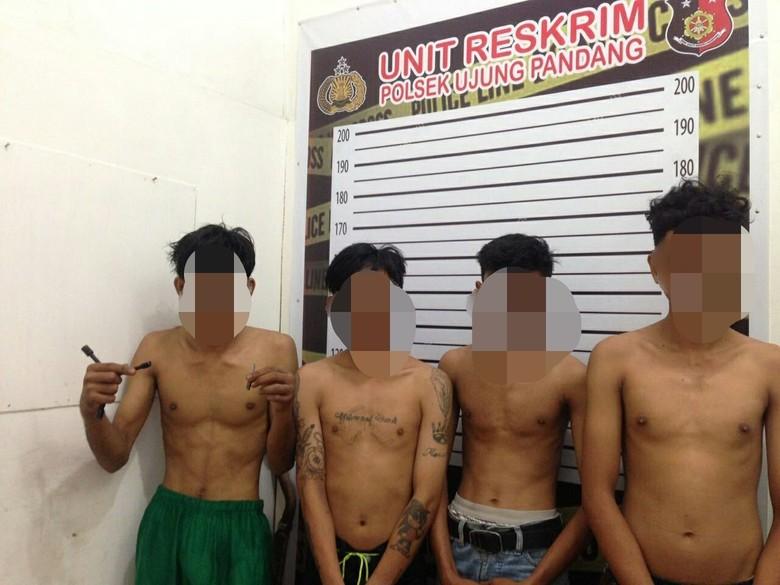 19 Kali Beraksi di Makassar, Sindikat Curanmor Dibekuk Polisi