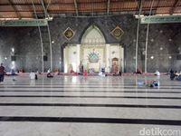 Jamaahnya ramai di bulan Ramadan (Ibnu Munsir/detikTravel)