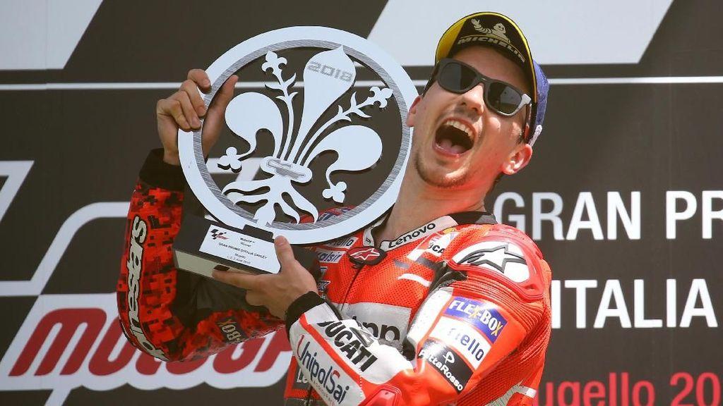 Di Balik Kedigdayaan Ducati di MotoGP Italia