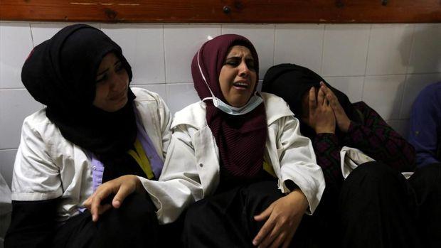 Selamat Jalan Razan Najjar 'Angel of Mercy'...
