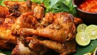 Masak Apa Hari Ini : Sayur Lombok Ijo dan Ayam Bumbu Srepeh