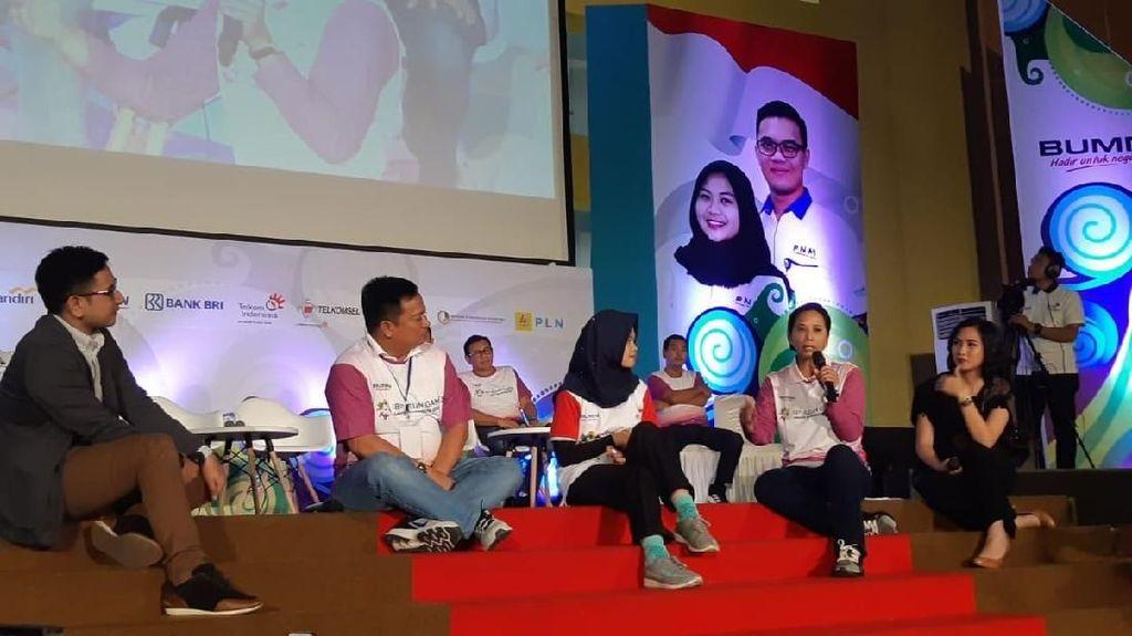 Akhir Pekan Rini Soemarno Ajak Bos-bos BUMN ke Bogor, Ada Apa Ya?