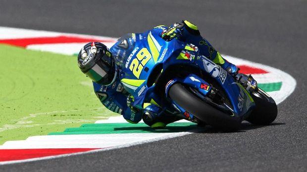 Andrea Iannone pindah ke Asprilla pada MotoGP 2019.