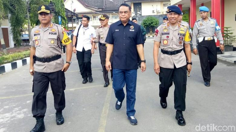Jelang Asian Games, Wakapolri Minta Palembang Tambah CCTV