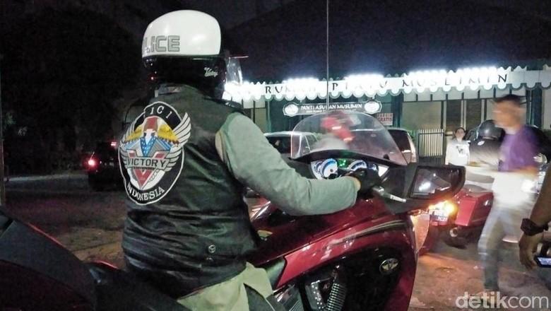 Buka Bersama Motor Besar Indonesia Foto: Ruly Kurniawan