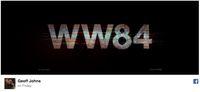 Logo 'Wonder Woman 2' Menggoda