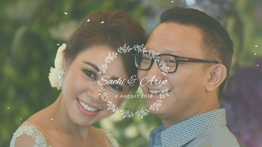 Aryo Djojohadikusumo Menikah 4 Agustus