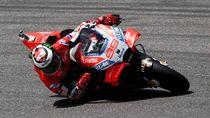 Bentuk Baru Tangki BBM Ducati Desmosedici GP18 Bikin Lorenzo Pede