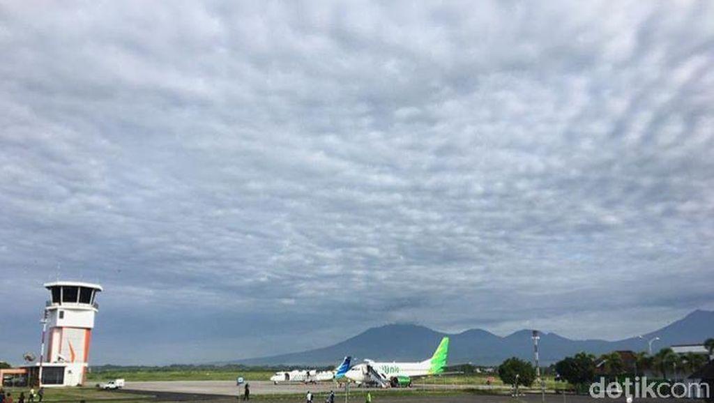 Dampak Erupsi Gunung Agung, Citilink Batal Terbang ke Banyuwangi