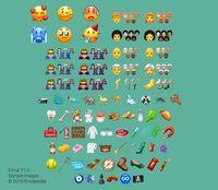 Emoji Baru: Rambut Merah, Superhero, Sampai Tisu Toilet
