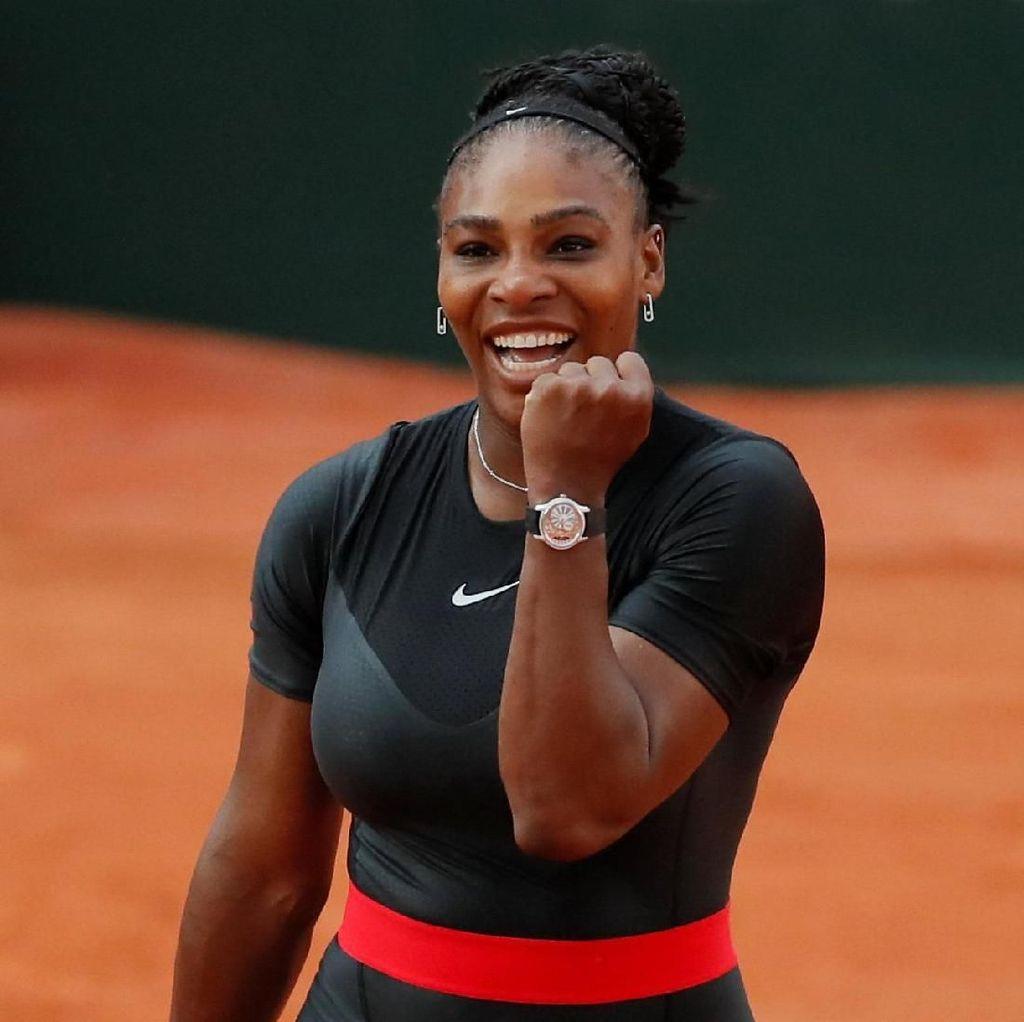 Serena Tantang Sharapova di Babak Keempat