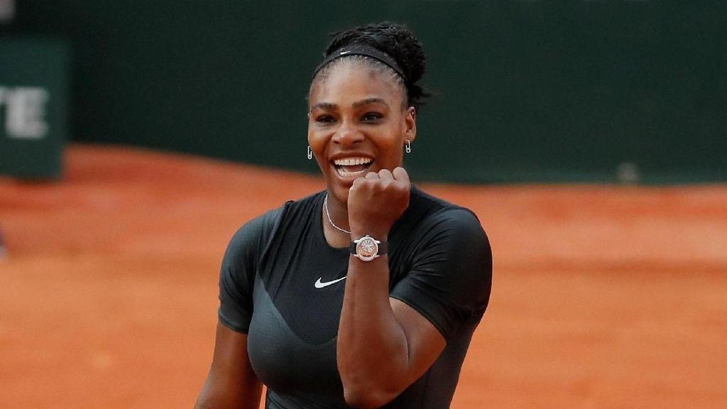 Cerita Serena Williams Alami Depresi Pasca Melahirkan