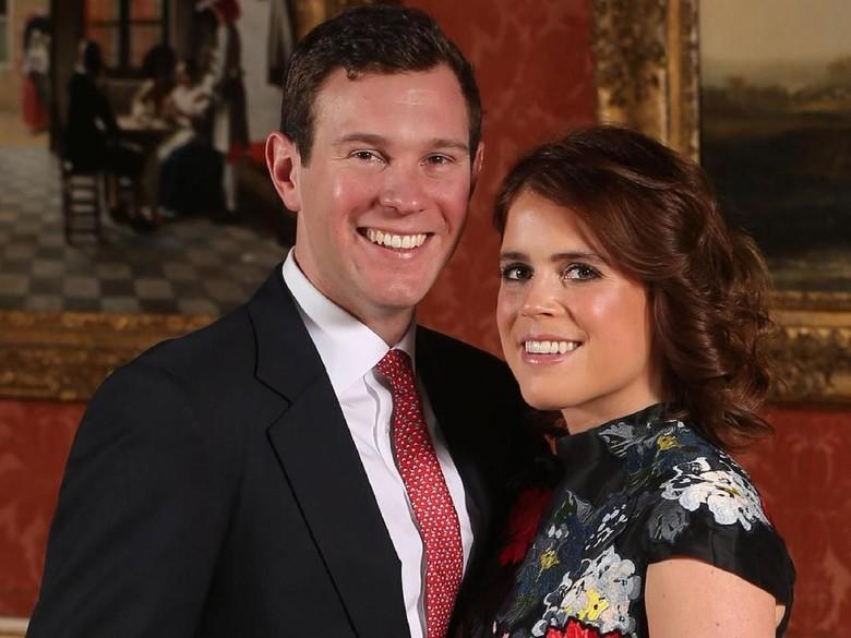 Biaya Pernikahan Putri Eugenie Capai Rp 39 M, Publik Inggris Protes