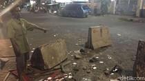 Pengemudi Mobil Tabrak Becak di Semarang Terpengaruh Alkohol