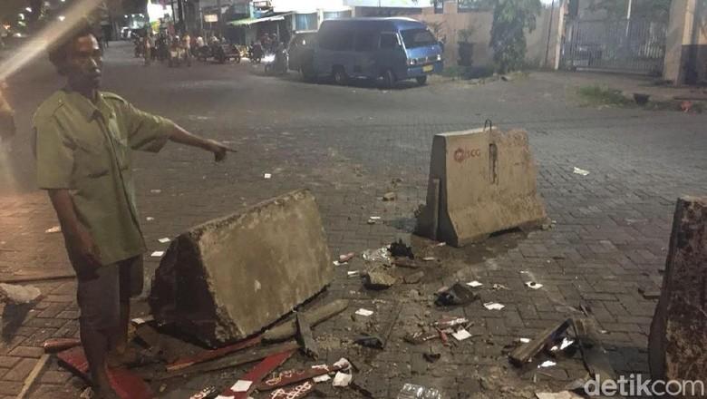 Mobil Tabrak Becak di Semarang, 2 Orang Tewas