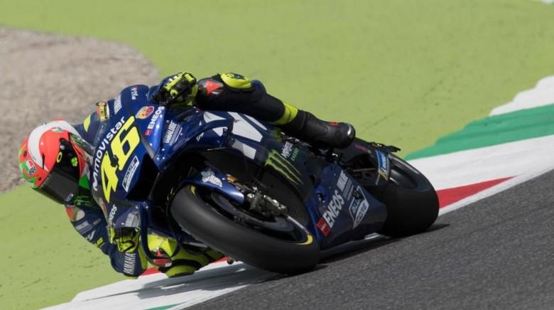Kini Tempati Posisi Kedua Klasemen, Apa Rossi Siap Kejar Marquez?