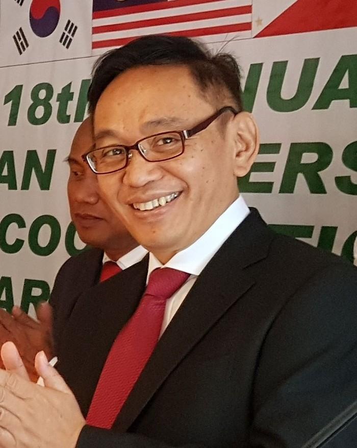 Ketua Kebijakkan Publik APINDO (Asosiasi Pengusaha Indonesia), Sutrisno Iwantono