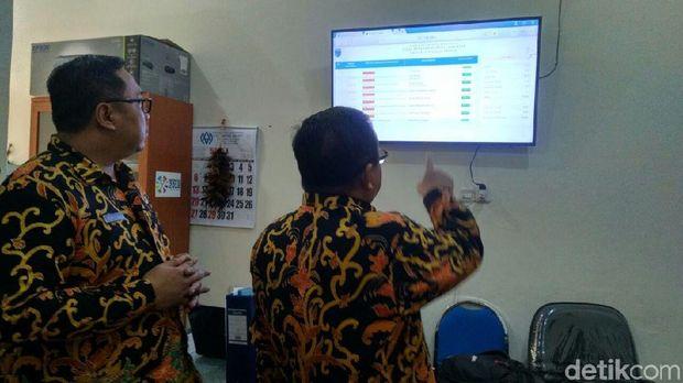 Urus Perizinan di Probolinggo Sudah Pakai Android