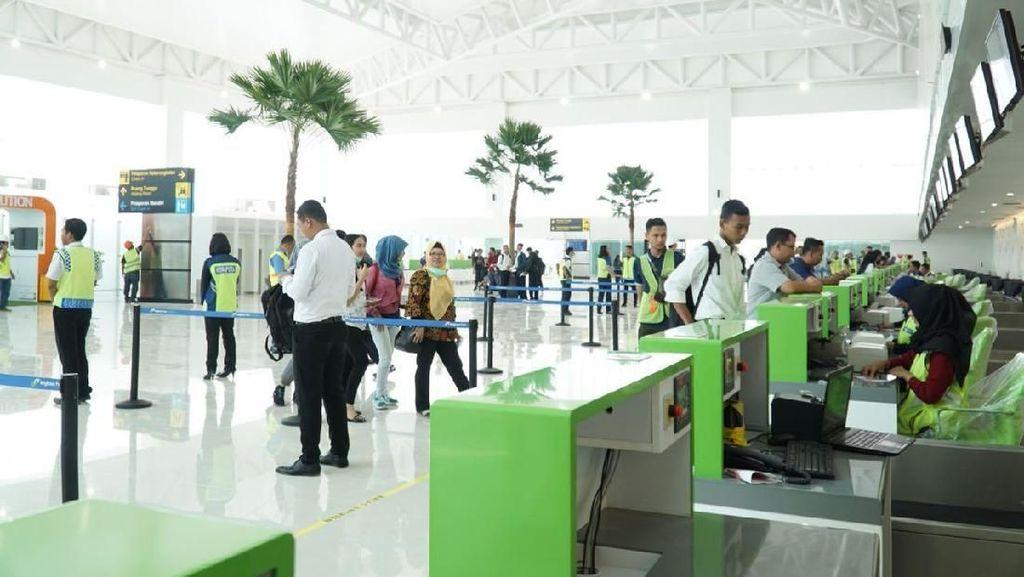 Mengapa Terminal Baru Bandara Ahmad Yani Disebut Terapung?