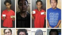 8 Pelaku Pungli Berkedok Retribusi di Dekat Thamrin City Ditangkap