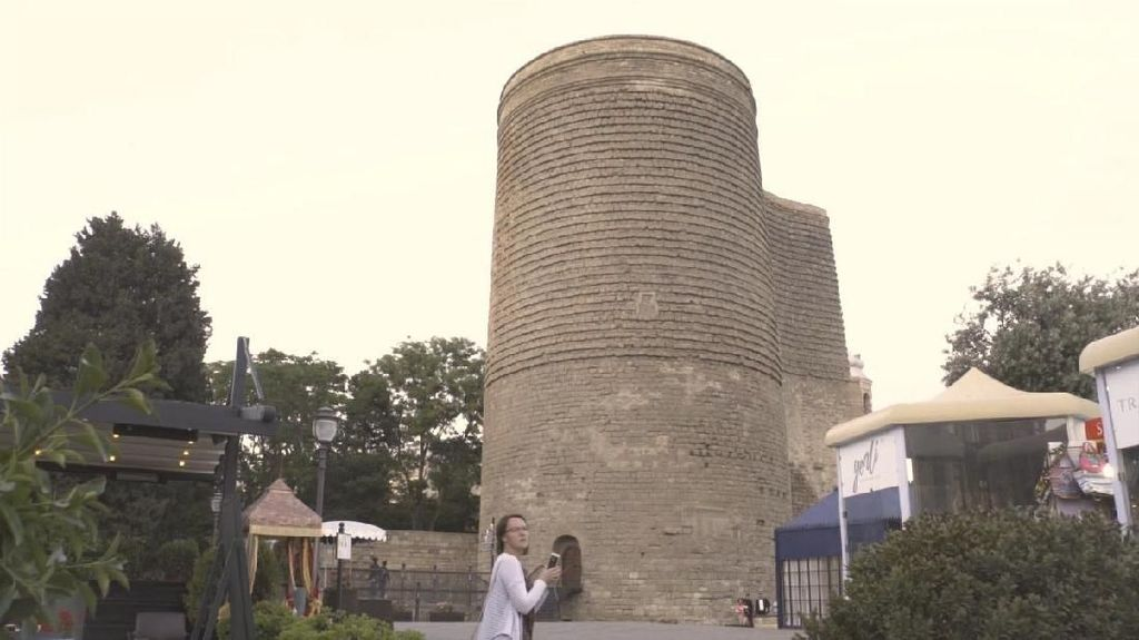 Pesona Kota Tua Baku yang Sarat Sejarah
