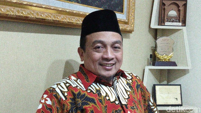 Bachtiar Nasir Hargai Pilihan Politik TGB Dukung Jokowi