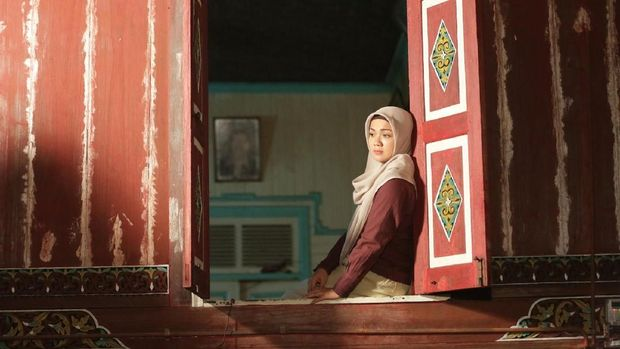 Jadi Pendiam, Tantangan Nirina Zubir di Film Baru
