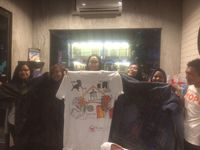 Lois Jeans Kolaborasi dengan Komunitas Doodling Rilis T-Shirt untuk Amal
