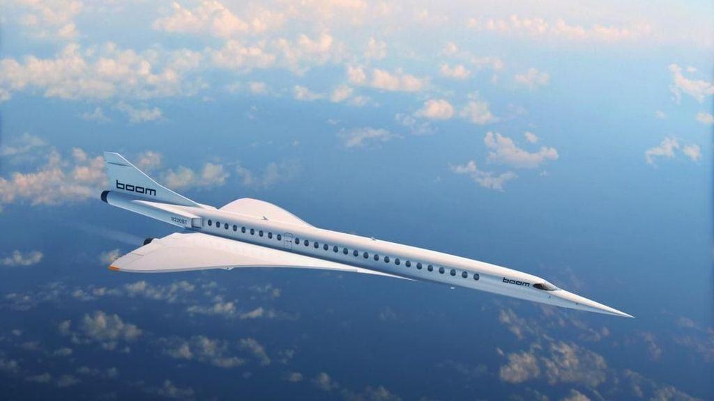China Minati Pesawat Super Cepat