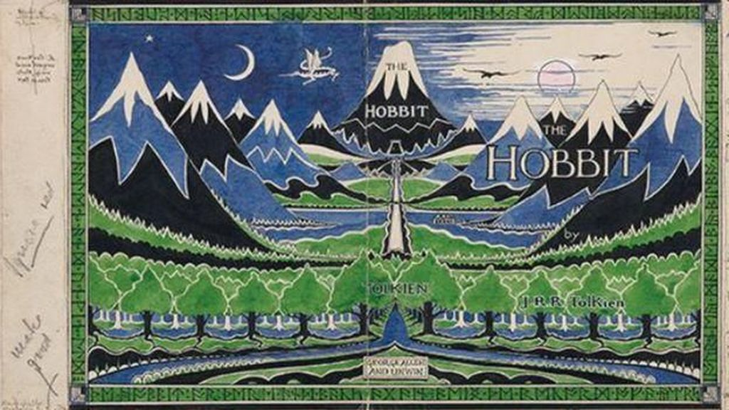 Hore! The Hobbit Versi Buku Audio Segera Rilis