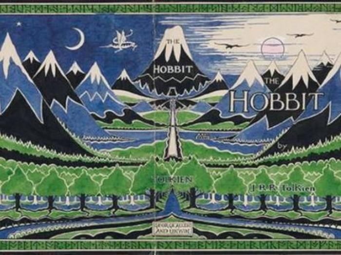 Karya seni JRR Tolkien