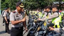 Amankan Arus Mudik, Polres Brebes Siapkan 560 Motor dan 60 Mobil